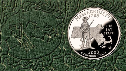 2000 Maze - The Amaizing Minuteman