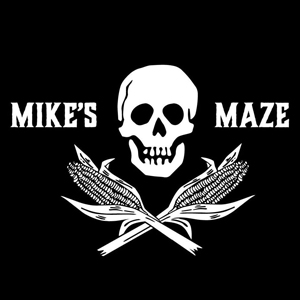 Mike's Maze 2018 Pirate Flag